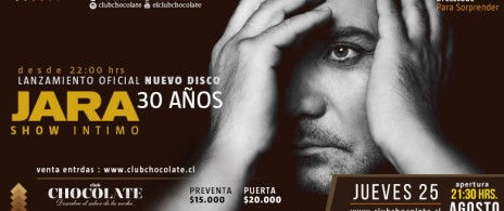 Luis Jara - Club Chocolate