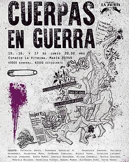 CUERPAS EN GUERRA