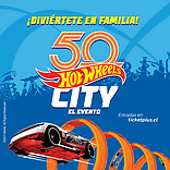 50 Hot Wheels City El Evento