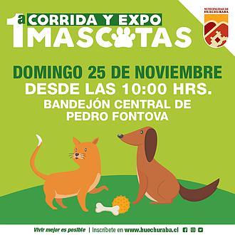 Primera Corrida y Expo Mascotas de Huechuraba
