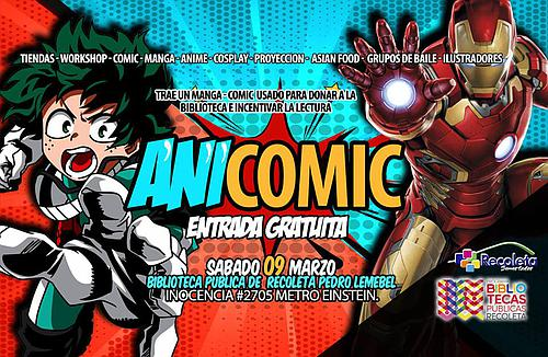 AniComic 2019