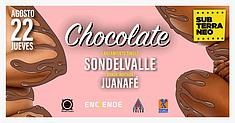 "Sondelvalle estrena single ""Chocolate"" en Club Subterráneo"