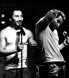 Avello y Mr. Feromonas - StandUp de Domingo