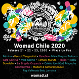 Festival Womad Chile 2020